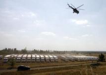 Mouvement de blindés russes près de la frontière et convoi humanitaire russe inspecté