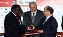 Abdeslam Ahizoune : L'inscription du Meeting international  Mohammed VI en Diamond League se décidera en novembre 2014