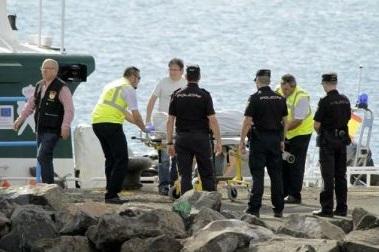 Implication de la Guardia civil espagnole dans la mort d'immigrants clandestins