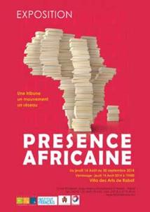 """Une exposition documentaire consacrée à la revue """"Présence africaine"""""""