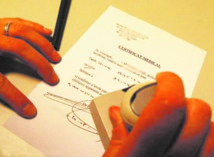 Ramid fait planer le doute  sur les certificats médicaux