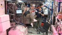 Les astronautes ont largement recours aux somnifères dans l'espace