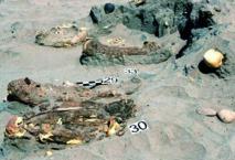 Découverte d'un mausolée vieux de 2.100 ans en Chine