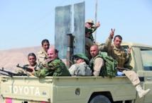 Les Peshmerga reprennent  le contrôle du barrage à l'EI