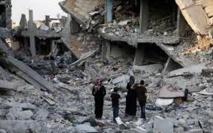 Conférence des donateurs pour Gaza dès qu'une trêve durable sera conclue