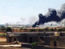 Tripoli bombardée et survolée par des avions non identifiés