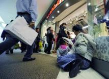 Un quart des ménages américains en stress économique
