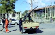 Les combats se rapprochent dangereusement du consulat général du Maroc à Tripoli