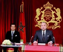 S.M Mohammed VIs'adresse à la Nation: Nous rendons un hommage particulier aux partis politiques et aux syndicats sérieux que la Constitution a consacrés comme des acteurs clés et incontournables