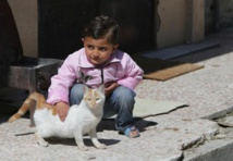 Les enfants nés de pères syriens et de mères marocaines considérés comme des réfugiés au Maroc