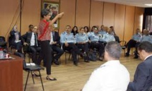 Session de formation au profit  des policiers de Marrakech