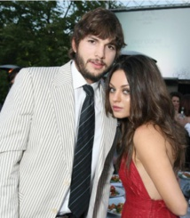 Les mariages de stars à venir : Mila Kunis et Ashton Kutcher
