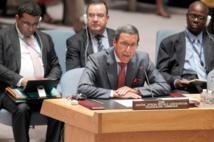 Omar Hilale : Prévention et règlement des conflits, principaux  paradigmes de la politique étrangère du Maroc