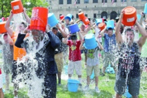 Le «Ice bucket challenge» à la marocaine
