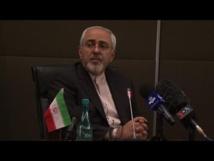 Zarif et Ashton reprennent langue sur le nucléaire iranien