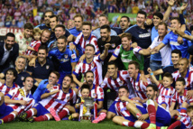 Nouveaux interprètes à l'Atletico qui reste fidèle à sa partition
