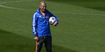 Le grand saut de Zinedine Zidane  en D3 espagnole