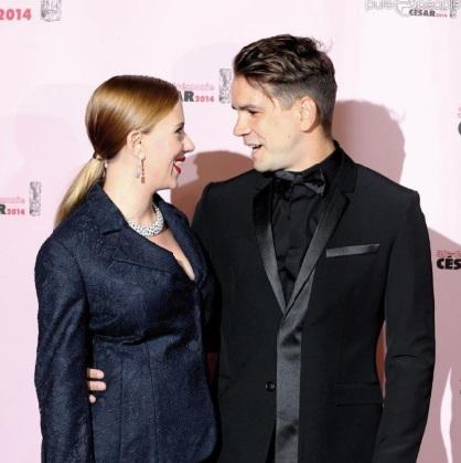 Les mariages de stars à venir : Scarlett Johansson et Romain Dauriac