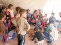 Pour la préservation des droits des enfants réfugiés