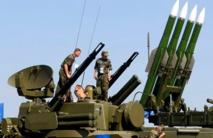 Nouveaux combats près de la frontière russe  au Sud de Donetsk