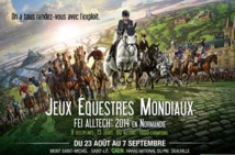 Participation historique du Maroc aux Jeux équestres mondiaux 2014