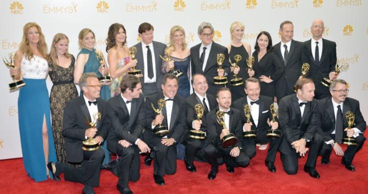 Les Emmy Awards braquent les projecteurs sur les séries américaines