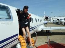 L'aviation d'affaires pour Chinois fortunés en phase de décollage