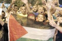 Les Palestiniens crient victoire