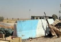 L'armée irakienne  bombarde des jihadistes à Amerli
