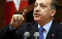 Erdogan entame  son premier mandat de président