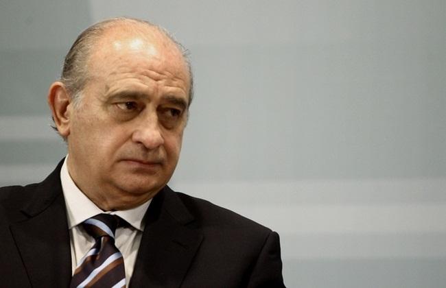 Visite éclair du ministre espagnol de  l'Intérieur  pour remettre les choses au point
