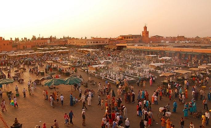 La canicule change le quotidien des Marrakchis