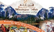 """Nouvelle édition du Festival international """"Montagne Arts"""""""