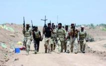 Offensive irakienne et frappes américaines contre l'EI