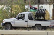Violents combats à Benghazi en Libye