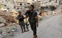 Les combats s'intensifient en Syrie