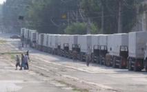 L'armée ukrainienne se retire de l'aéroport de Louhansk