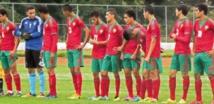 Nos Olympiques se mesurent par deux fois aux U23  égyptiens
