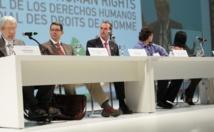 Mobilisation pour la préparation du Forum mondial des droits de l'Homme