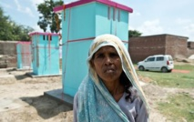 Inde : de nouvelles toilettes au village, une petite avancée pour les femmes