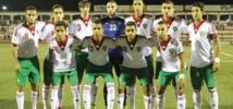 Galop d'entraînement plaisant mais   crédule des Olympiques marocains