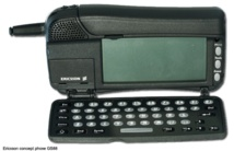 Il y a 20 ans naissait l'IBM Simon, premier smartphone de l'Histoire