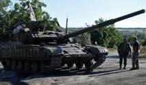 Tirs près de l'aéroport de Donetsk et de Marioupol