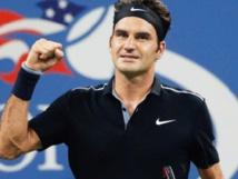 Roger Federer de justesse face à Gaël Monfils