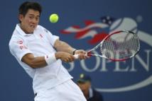 Nishikori et Cilic sortent  Djokovic et Federer