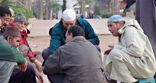 Le troisième âge de plus en plus dégoûté de la vie au Maroc