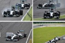 Doublé de Mercedes-AMG au Grand Prix d'Italie de Formule 1