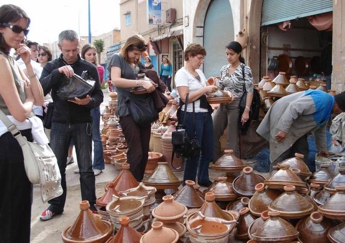 Le Maroc talonne l'Afrique du Sud première destination touristique du continent