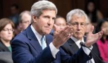 Réunion entre Kerry  et les pays arabes à Jeddah