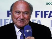 Joseph Blatter candidat à sa propre succession